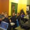 Szkolenie z zakresu BHP dla wolontariuszy – grupa młodzieży