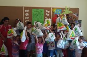 Spotkanie motywacyjno-integracyjne z okazji Dnia Dziecka