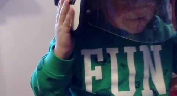 """ŚWIETLICA ŚRODOWISKOWA """"MAJA"""" – teatrzyk  Zajęcia motywacyjno-integracyjne w m-cu IX.2018"""